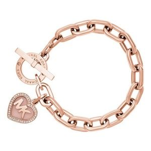 Authentic Michael Kors Rose Gold bracelet